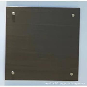 Prepainted Aluminium Sheet Decorative Pattern Aluminum Sheet