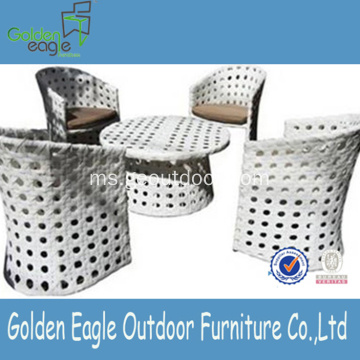 Rotan Dining Set Modern OEM Garden Furniture Outdoor