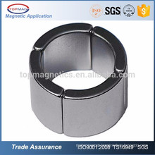 Customsied size strong permanent magnet motor for electric bike