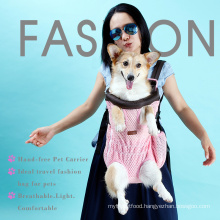 Front Pet Dog Carrier Front Chest Backpack Pet backpack carrier Cat Puppy Tote Holder Bag Sling Outdoor