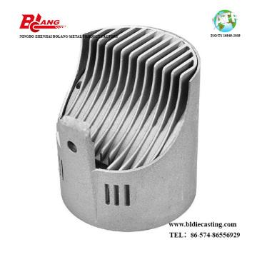 Pia de calor de alumínio de alta qualidade personalizada