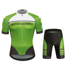 Design Your Own Coolmax Sublimated China Customized Cycling Jersey