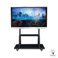 70 Zoll interaktiver Smart PC mit mobilem Ständer