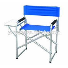 Selling 2015 new hot folding aluminium director chair with samll table