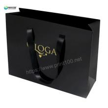 Manufacturer of Shopping Paper Gift Bag for Clothing Custom Design