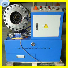 Hydraulischer Gummischlauch-Kräuselungs-Maschinen-Schlauch-Bördelmaschine