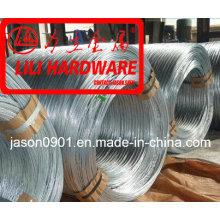 Fio de aço, fio de aço galvanizado, embalagem Z2, DIN17223