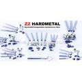 Hartmetall-Werkzeughalter für Fräseinsätze