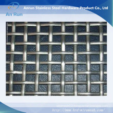 Galvanized Crimped Wire Mesh for Mining and Coal