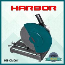 Hb-Cm001 Puerto 2016 Máquina de corte de acero caliente de la máquina de corte de la hoja del metal