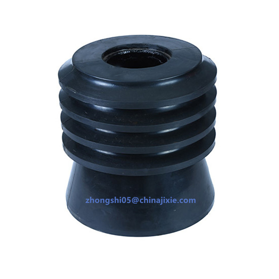 Non Rotating Cementing Rubber Plugs