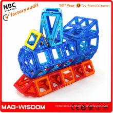 Juguetes de la ciencia magnética del bebé de DIY