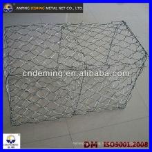 anping DM hot dip galvanized gabion box for sale