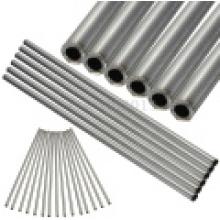 Tuyau en acier galvanisé / tuyaux ronds / rectangle tubes et tubes en acier inoxydable Choix du fournisseur