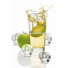 Molde de bola de gelo de silicone desfrutar de bebidas geladas durante horas - Garantia de vida