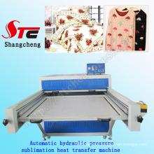 Automatische Hydraulikdruck Sublimation Wärmepresse 120 * 150 cm Öldruck Sublimation Wärmeübertragung Maschine Stc-Z01