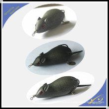 La pesca suave de SLL022 Apet atrae cebo suave del ratón del bio