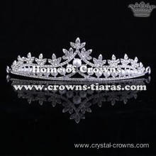 Mini Crystal Bridal Hair Tiaras