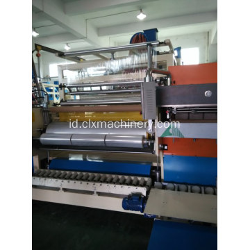 Stabil Diperbaharui 1.5M Stretch Film Machinery