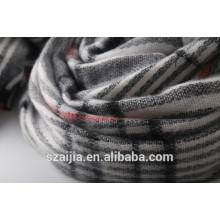 New design men brush acrylic pashmina scarf