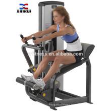 China equipamentos de fitness fábrica / equipamentos de ginástica abdominal / back extension machine 9A020