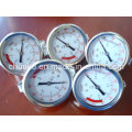 Pressure Gauge Water Meter Accessories for Water Treament Plant