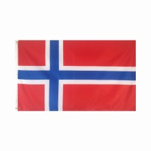 Norwegen Nationalflagge Custom