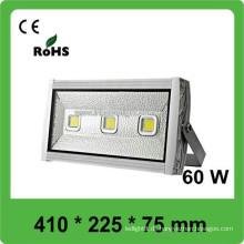 Hohe Leistung 60w Flutlicht, führte Flut Außenlampe