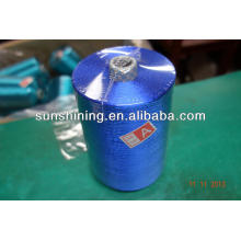 Hilo de filamento de viscosa teñido pastel de 150D / 30F