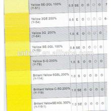 Dispersionsgelb 54 200% Für Textilien