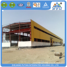 Steel structure building materials shopping mall kiosk