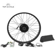 2017 hot-vente Samsung batterie gros pneu vélo électrique ebike kit