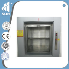 Dumbwaiter of Speed 0.4m/S Capacity 250kg Ce Approved