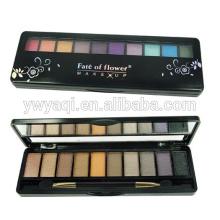 Sombra de ojos mineral 10colors por mayor de alta calidad