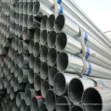 Galvanized Steel Pipe Size: 48.3mm