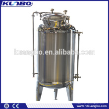 Storage Tank Processing and Customized Sized Beer Storage Tanks