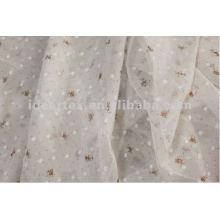 Faux silk Printed Crepe chiffon for Lady Dress