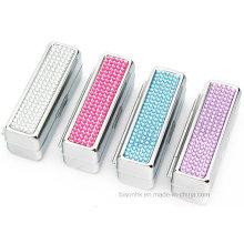 Qualitäts-Metalllippenstift-Kasten, Dame Lipstick Halter