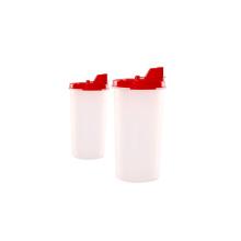 Distribuidor de garrafas de molho plástico de 500ml