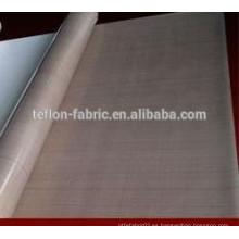 Premium Un paño de tela de fibra de vidrio recubierto de PTFE de calidad