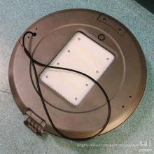 IP66 imperméable en aluminium le réverbère supérieur du courrier LED de moulage mécanique sous pression