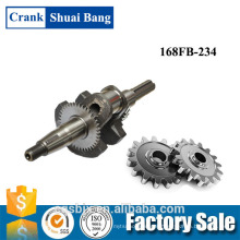 Cheap Selling Crankshaft Machine 168FB