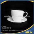 Taza de té redonda del diseño redondo de la porcelana china de la venta caliente del surtidor de China