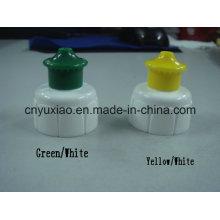 Pull Push Cap, Plastic Cap (WK-86-7)