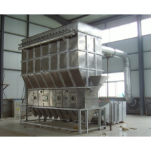 Horizontal Boiling Fluid Bed Dryer for Chemical Powder