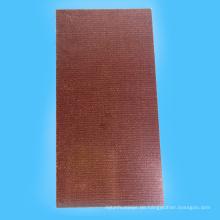 Isoliermaterial Baumwolltuch Phenolharzbeschichtete Paneele