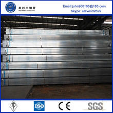 new arrival galvanized square steel