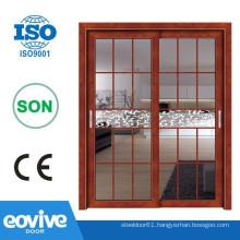 Aluminum doors for external prices