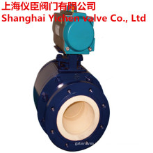 Пневматический Привод Тип Фланца Керамический Шариковый Клапан