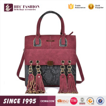 HEC Online Shopping Daily Wear Fashion Designer Backpack Made In China